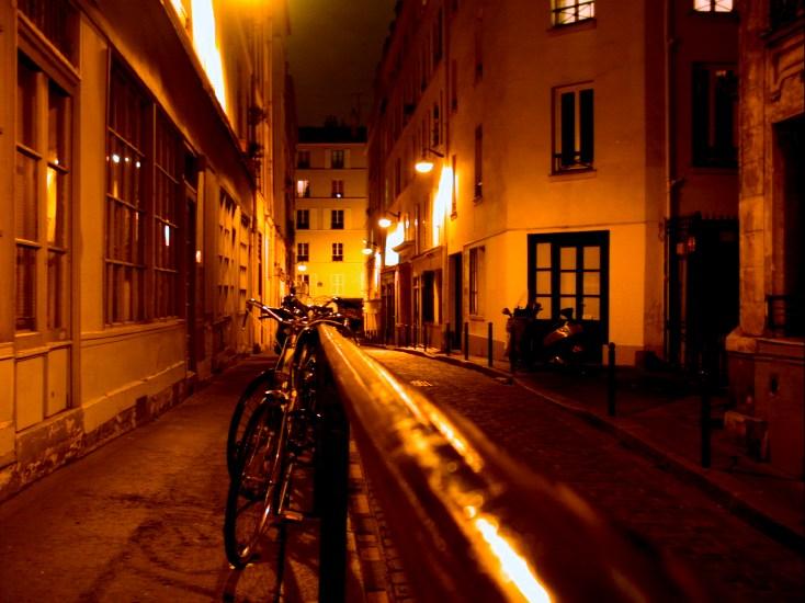 Rue de l'agent Bailly