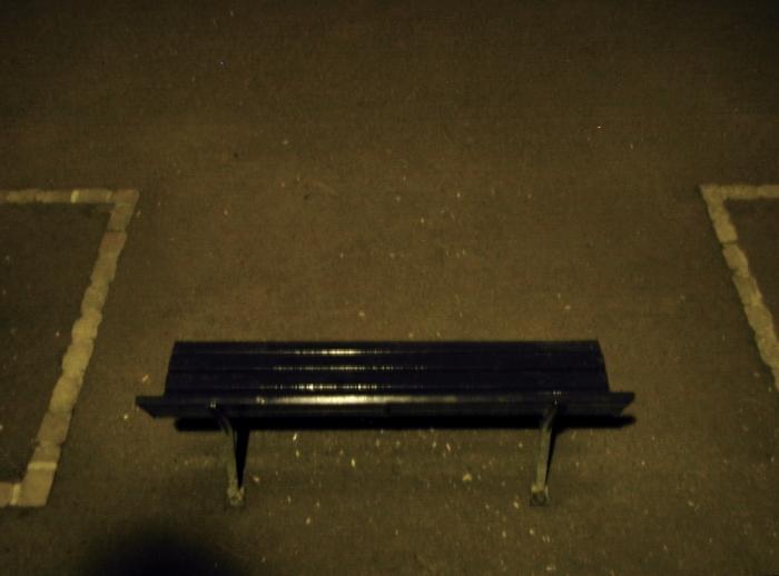 banc / a bench