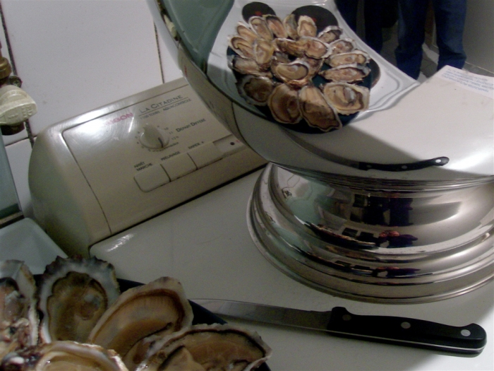 huitres / oysters