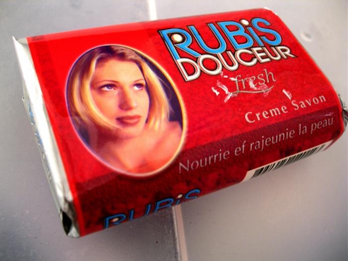 rubis douceur
