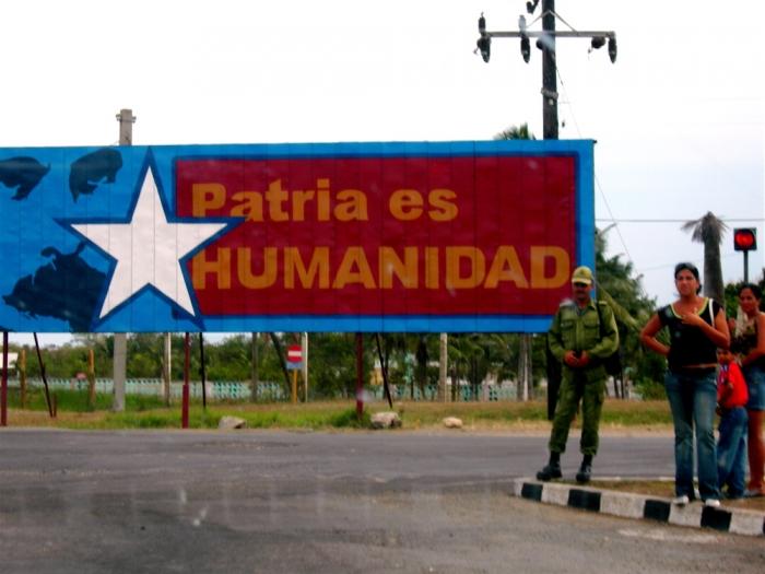 patrias es humanidad