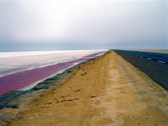 la route / the road