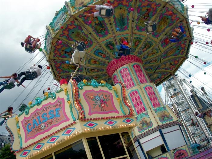 manège / merry-go-round