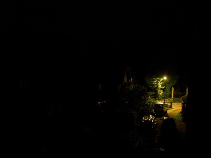lampadaire / street lamp
