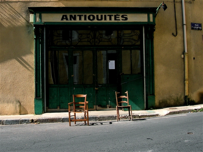 antiquités / antiques