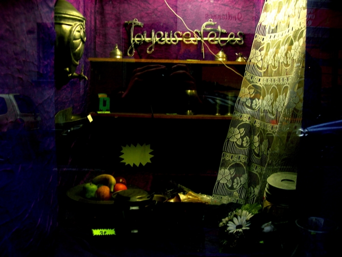 curieuse boutique / weird shop