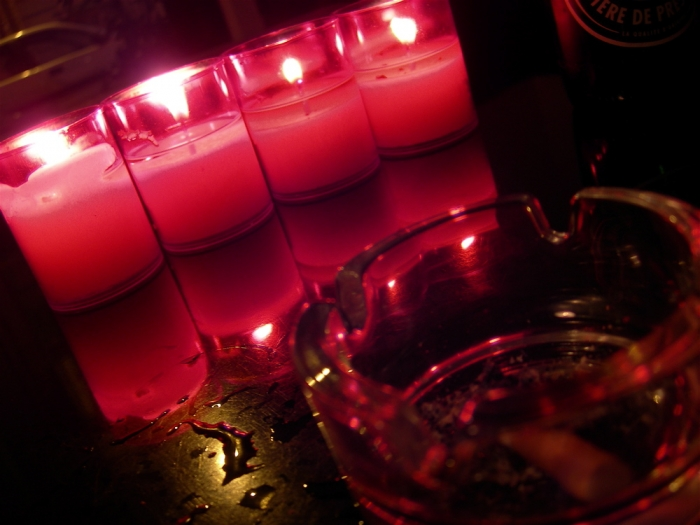 bougies / candles