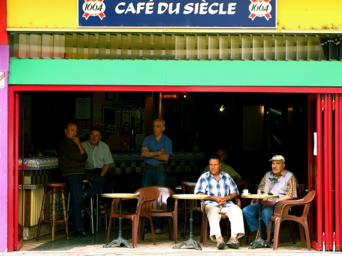 le café du siècle / café of the century