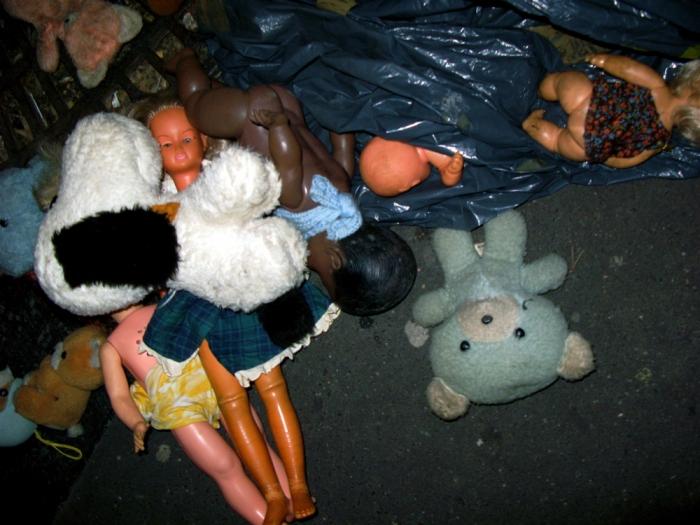 orgie de jouets / toys orgy