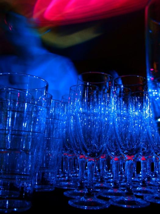 verres / glasses