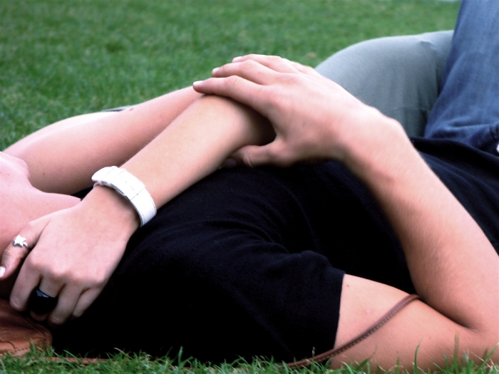 bras amoureux / loving arms