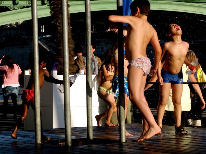 jeux d'eau / water sports