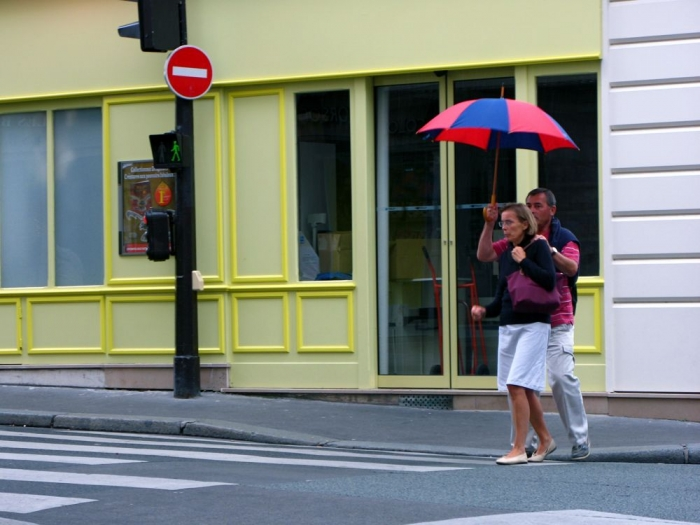 un été à paris / summer in paris