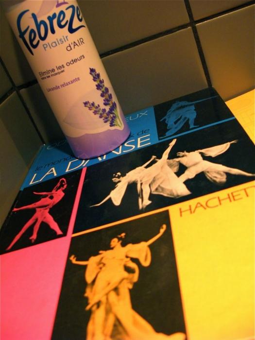 danse & déodorant / dance & deodorant
