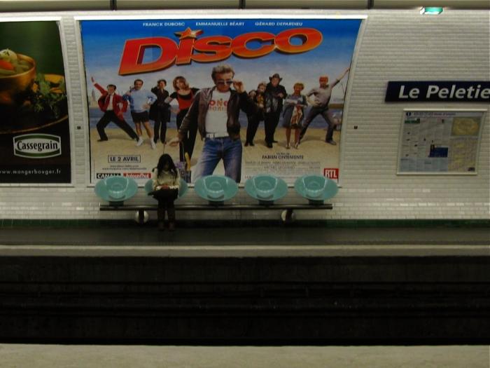 déprime disco / disco depression