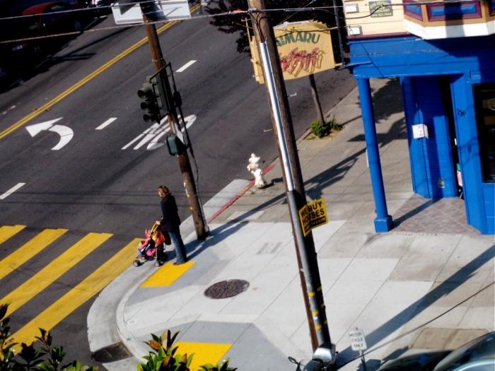 coin de rue / street corner