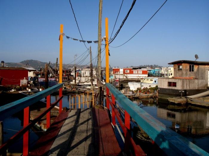 vieux ponton / old deck