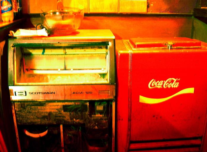 orangina / coca-cola