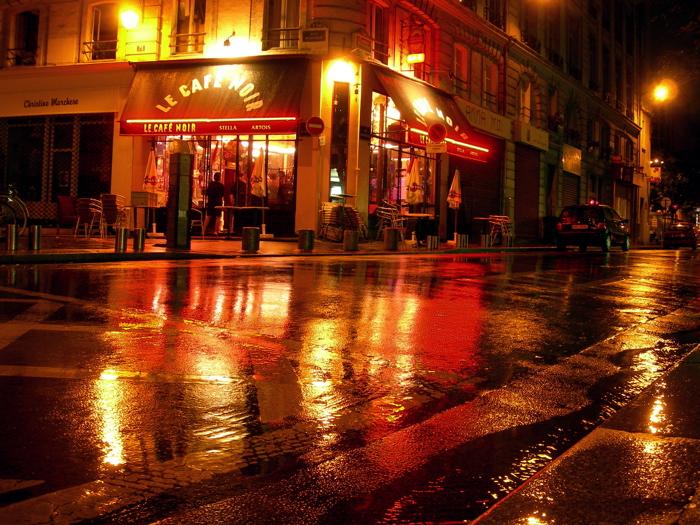 après la pluie / after the rain