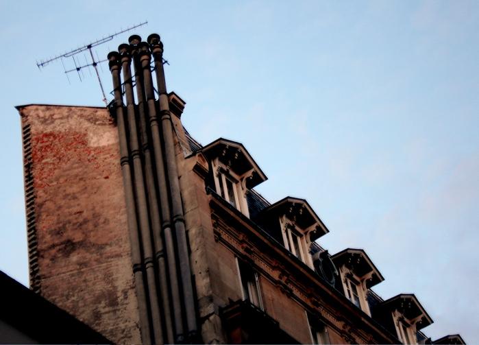cheminée / chimney