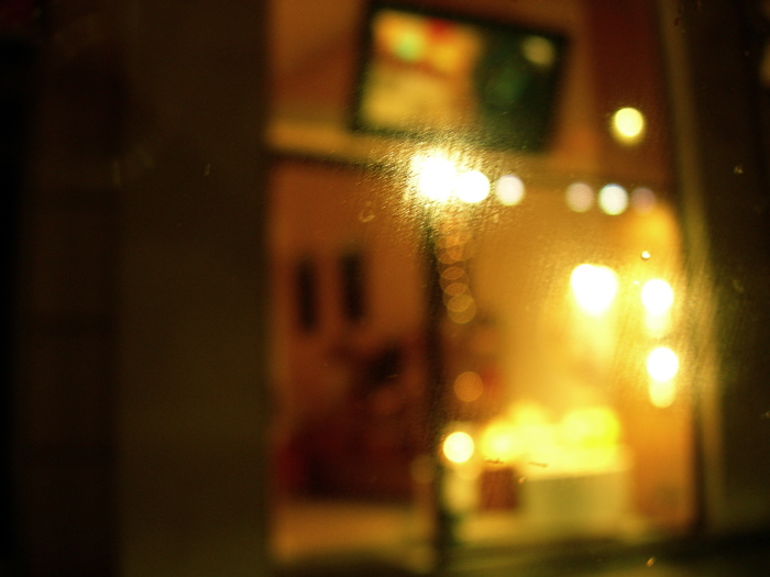 flou artistique / arty blur