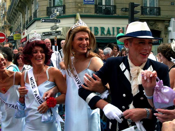les miss france