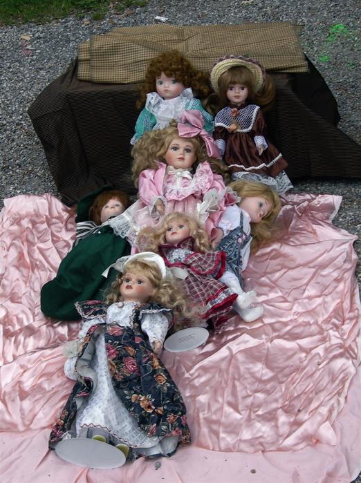 poupées / dolls