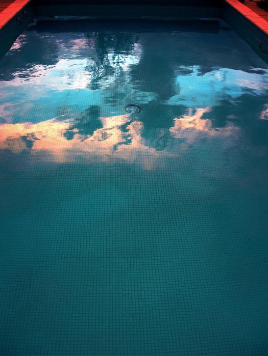 la piscine / pool